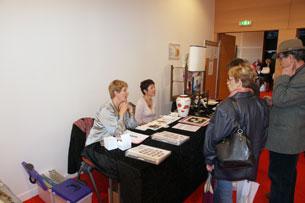 Les visiteurs du salon de lyon 2009 - Salon porcelaine lyon ...